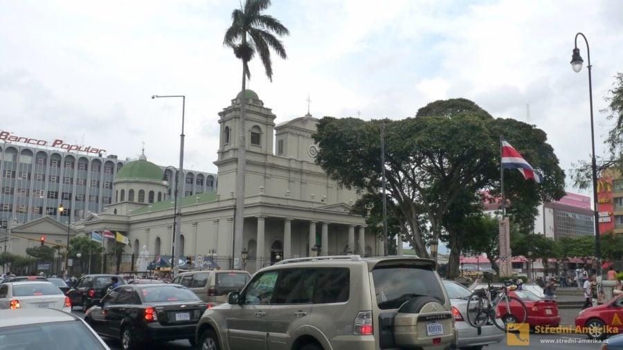 Metropolitní katedrála v San José