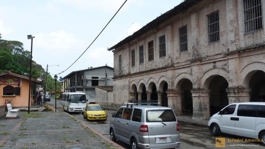 Portobelo, královská celnice, muzeum