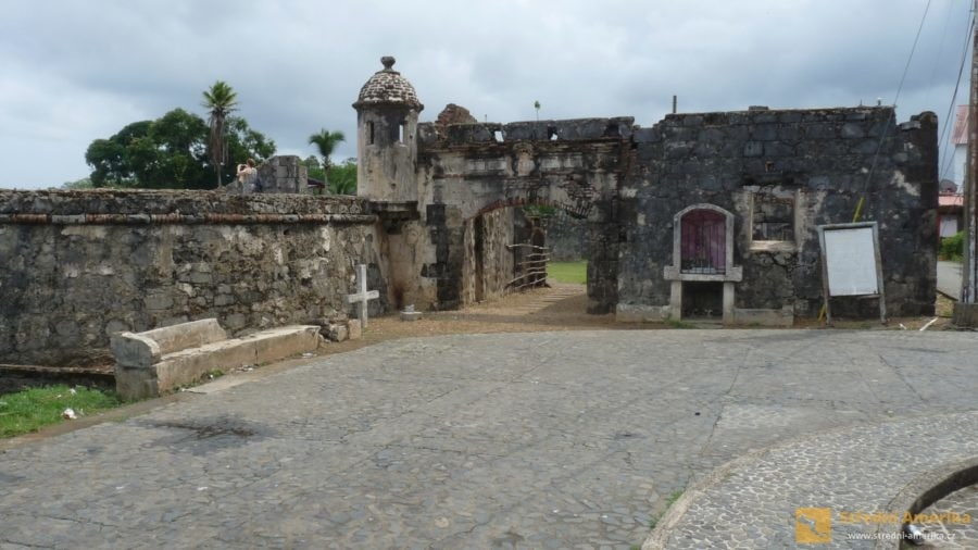 Pevnost Portobelo