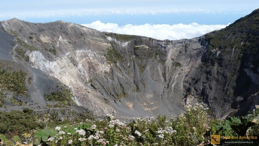 Vulkán Irazú