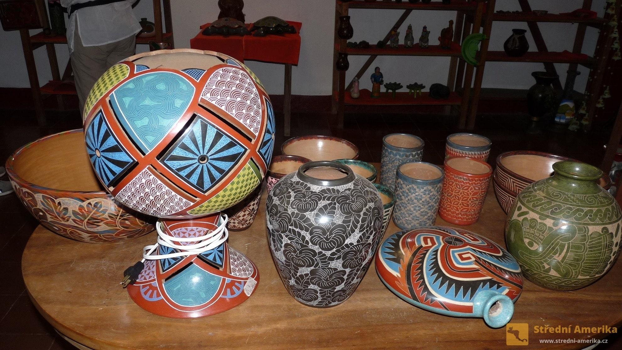 Kraj Masaya: Umění, pohyb, poučení i odpočinek #Cestování