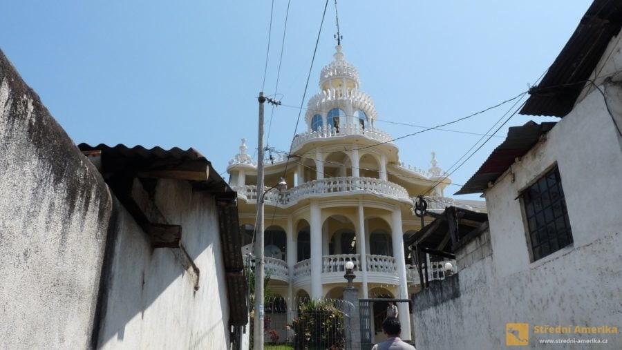 San Pedro Primera Iglesia Bautista, první baptistický kostel.